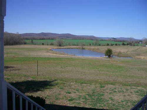 38 Ac Horse Or Cattle Farm : Stevenson : Jackson County : Alabama