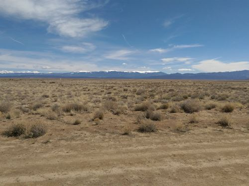 5 Beautiful Acres In South Colorado : San Luis : Costilla County : Colorado