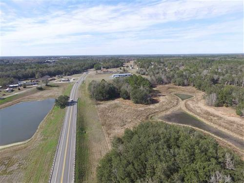 67 Acres NW Cantey Avenue : Madison : Florida