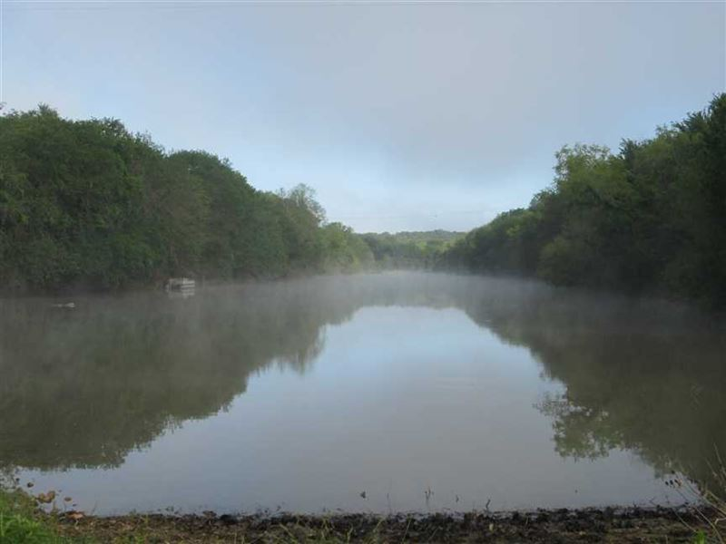 Colorado River Land For Sale- Lamp : Lometa : Lampasas County : Texas