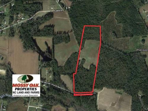 Under Contract, 26.5 Acres of Far : Whiteville : Columbus County : North Carolina