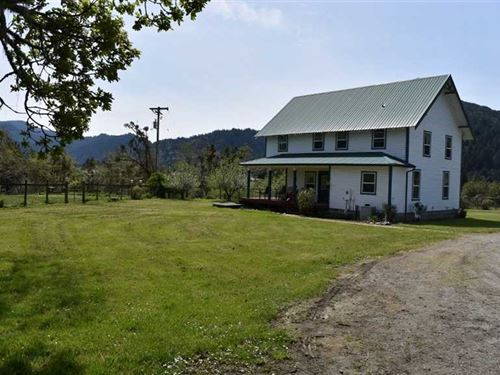 North Star Ranch : Powers : Coos County : Oregon