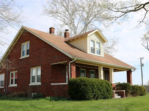Lovely Country Home : Boonville : Cooper County : Missouri