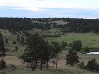 Cabin Creek Ranch : Sheridan : Sheridan County : Wyoming