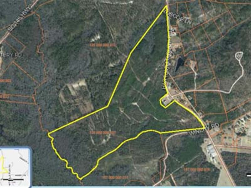 Multi-Seller Auction - 9231 : Chesterfield : Chesterfield County : South Carolina
