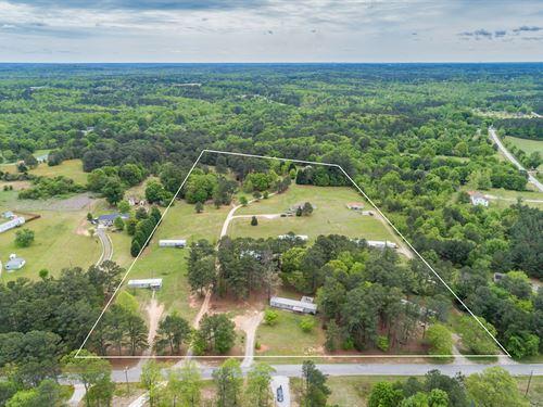 Income Producing Property In Walton : Oxford : Walton County : Georgia