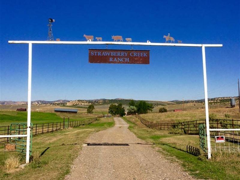 Strawberry Creek Ranch : Meeker : Rio Blanco County : Colorado