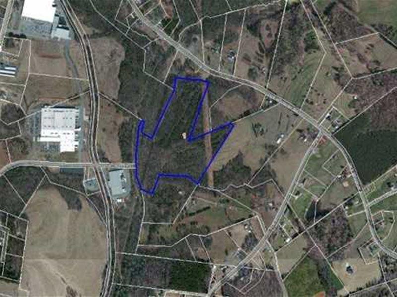 25+ Acres, Getrag Parkway, Newton : Newton : Catawba County : North Carolina