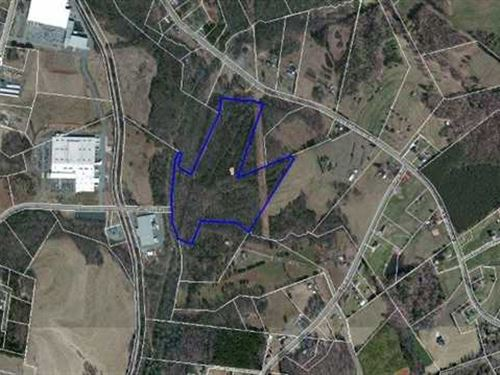 25+ Acres - Getrag Parkway, Newton : Newton : Catawba County : North Carolina