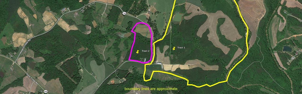 Absolute Trustee Auction In Penhook : Penhook : Franklin County : Virginia