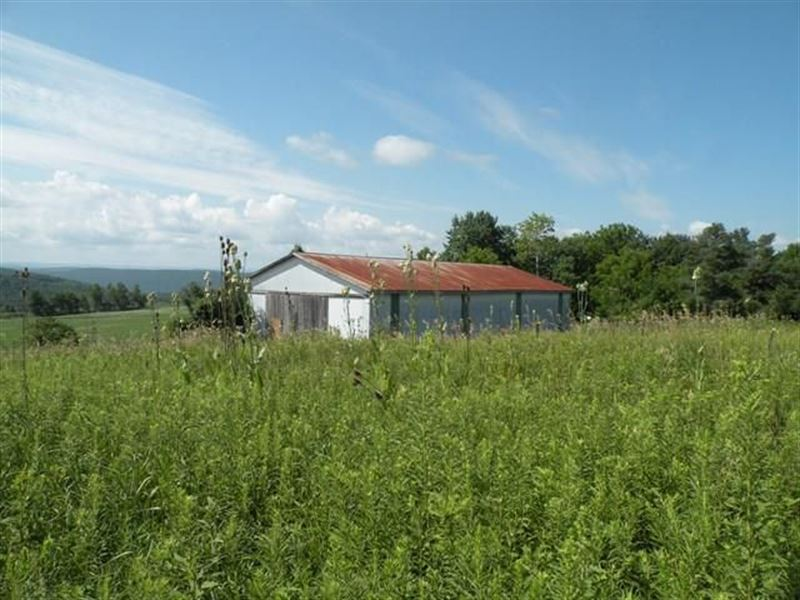 Homesite With Spectacular Views : Athens : Bradford County : Pennsylvania