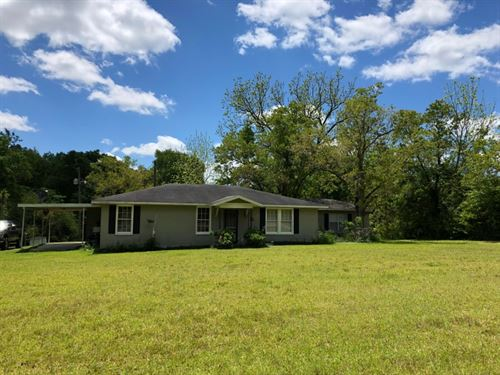 Home And 52 Acres/ Tylertown/ Missi : Tylertown : Walthall County : Mississippi