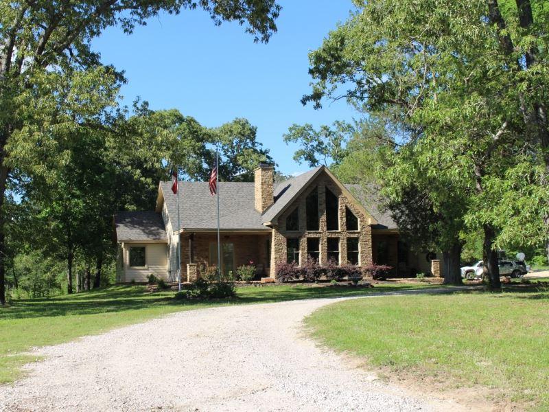 Bethel Springs Ranch : Montgomery : Montgomery County : Texas