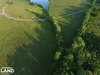 Windhaven Lakes Homesite : Burkville : Lowndes County : Alabama