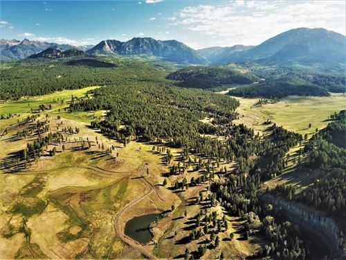 Upper Piedra Acreage : Pagosa Springs : Hinsdale County : Colorado
