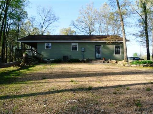 Home on 15 Acres For Sale in Riple : Doniphan : Ripley County : Missouri