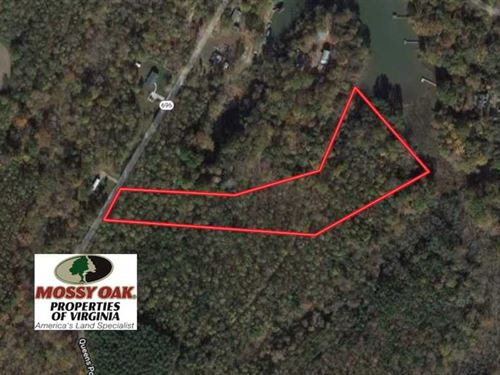 9.3 Acres of Waterfront Land For : Middlesex : Virginia
