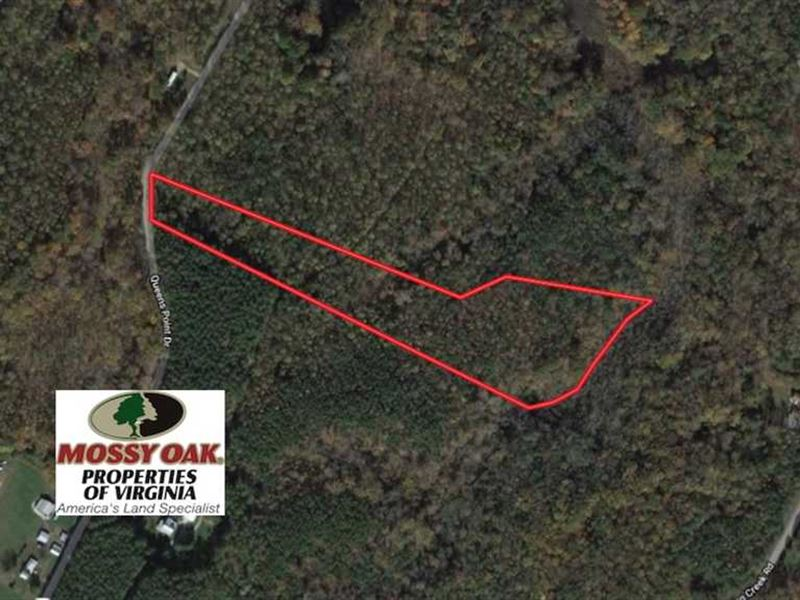 10 Acres of Undeveloped Land For : Middlesex : Middlesex County : Virginia