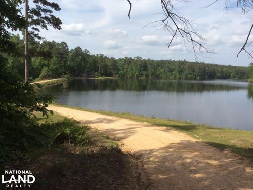 Clark Timber Property : Taylorsville : Smith County : Mississippi