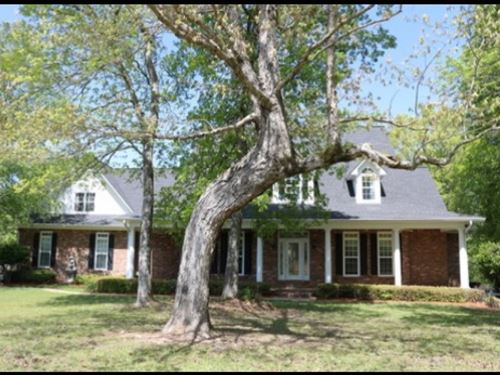 12 Acres With A Home In Lauderdale : Enterprise : Lauderdale County : Mississippi