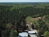 Civil War Home - Off-The-Grid : Sandersville : Washington County : Georgia