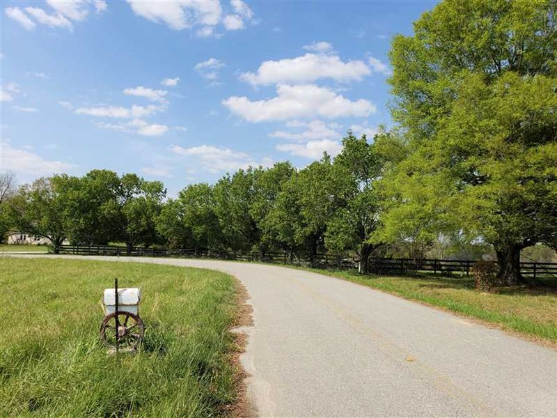 54 Acre Farm With Pond in Lanca : Lancaster : Lancaster County : South Carolina