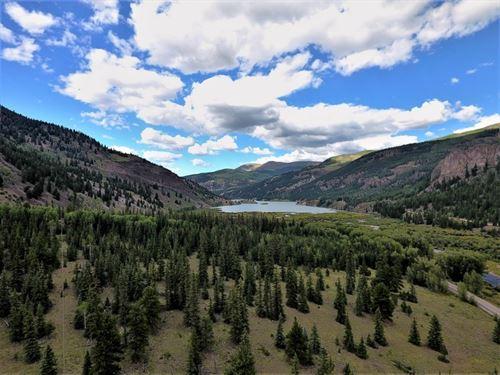 Large Acreage Near Lake : Lake City : Hinsdale County : Colorado