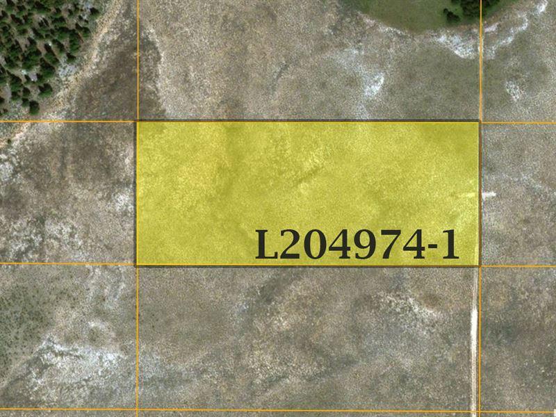 9.53 Acre, Klamath Falls, Or : Klamath Falls Forest : Klamath County : Oregon