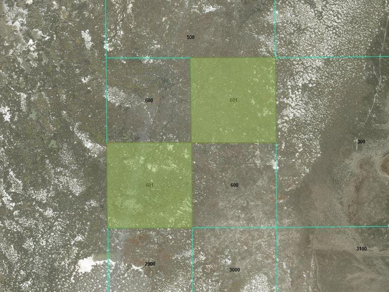 80 Acres In Malheur County, Or : Jordan Valley : Malheur County : Oregon