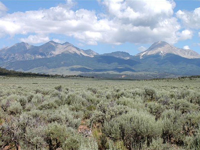 5 Rural Acres, Costilla County, Co : San Luis : Costilla County : Colorado