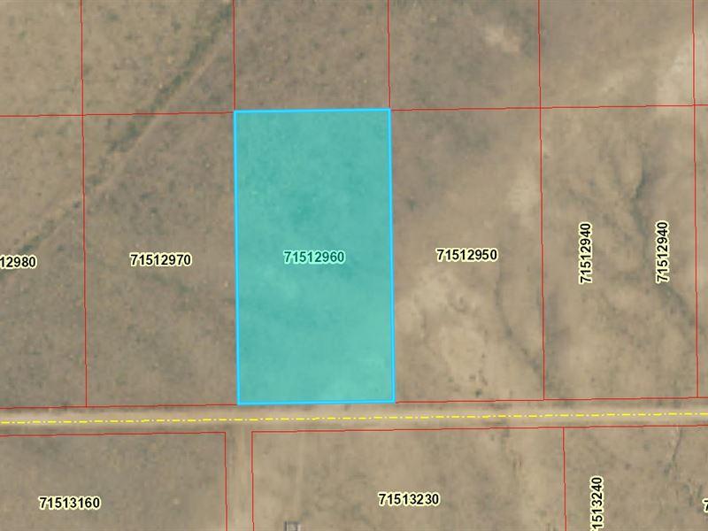 5 Acres R.G.R., Costilla County, Co : San Luis : Costilla County : Colorado