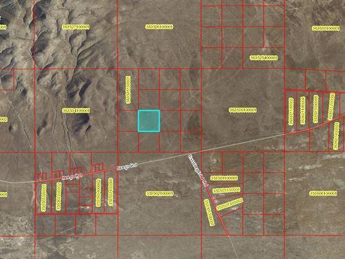 40 Acre Blue Mtn,Humboldt County : Humboldt : Nevada