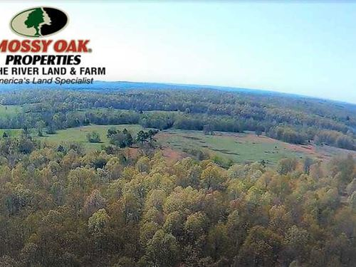 Want Land That's All Covered UP WI : Horseshoe Bend : Fulton County : Arkansas