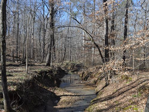 Sugar Creek : Greensboro : Greene County : Georgia