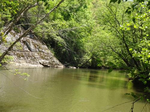225 Acres With Frontage On : Marietta : Greenville County : South Carolina