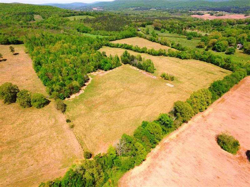 51.80 Acres Overlooking Country Si : Huntsville : Madison County : Alabama