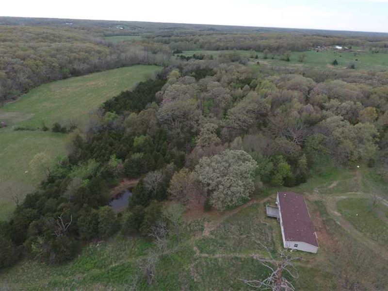 Priced Reduced, Bottom Ground With : Stover : Morgan County : Missouri