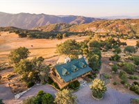 Luxury Mountain Retreat : Santa Ysabel : San Diego County : California
