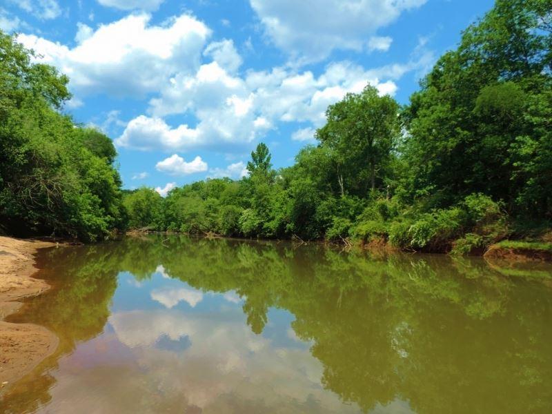 South River Frontage & Pasture : Covington : Newton County : Georgia