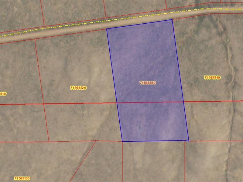 5 Acre Slvr, Costilla County, Co : San Luis : Costilla County : Colorado