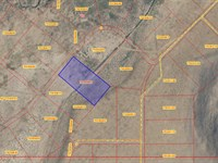 5 Acres Slvr, Costilla County, Co : San Luis : Costilla County : Colorado