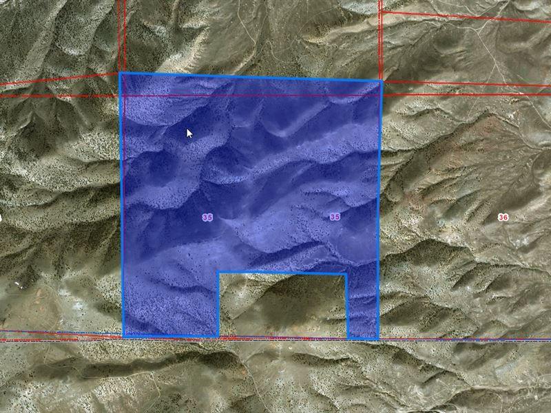 599.22 Acres In Humboldt County, Nv : Humboldt : Humboldt County : Nevada