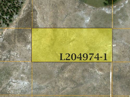 9.53 Acres In Klamath County, Or : Klamath Falls Forest : Klamath County : Oregon