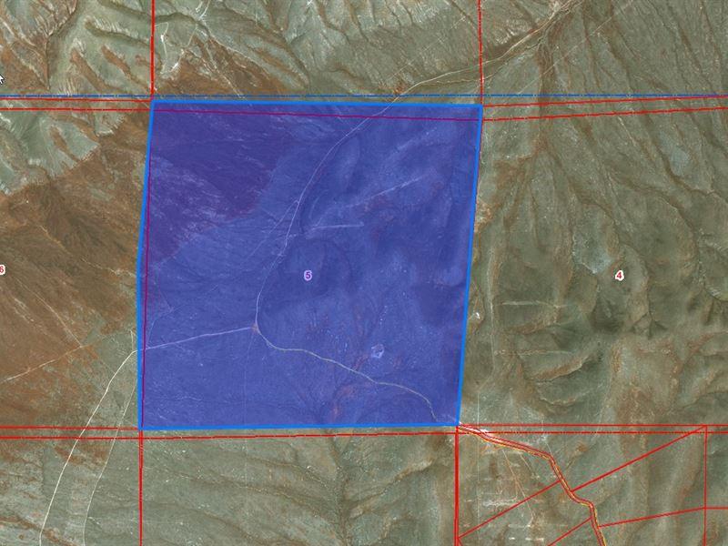 653.28 In Acres Humboldt County, Nv : Humboldt : Humboldt County : Nevada