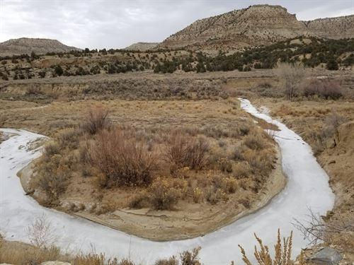 Atchee Canyon Ranch : Vernal : Uintah County : Utah