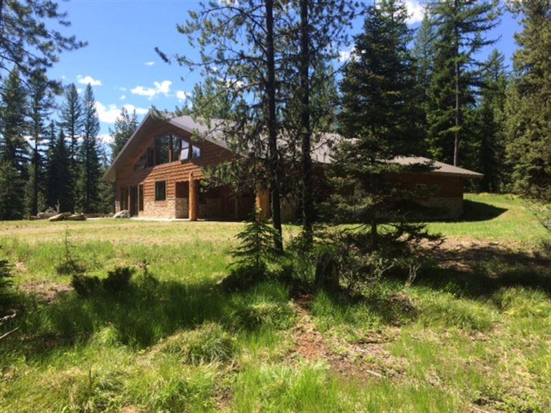 Wilderness Lodge : Condon : Missoula County : Montana