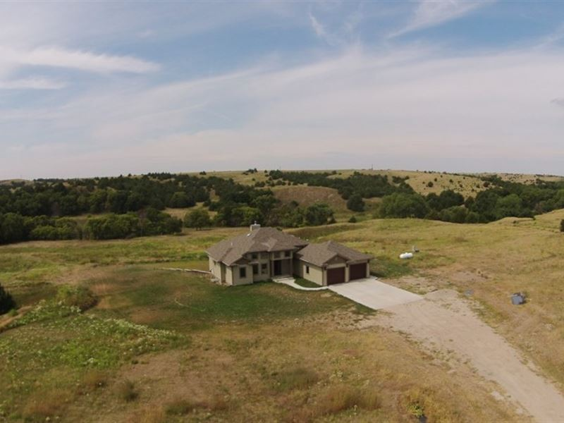 Maywood Country Estate : Maywood : Frontier County : Nebraska