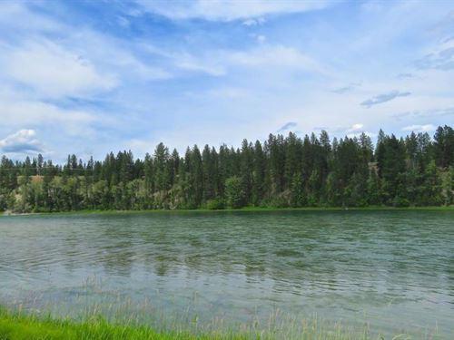 Kootenai Views Land Property : Libby : Lincoln County : Montana