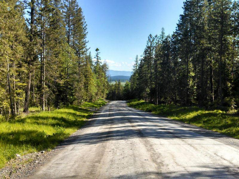Acreage In Haskill Basin : Whitefish : Flathead County : Montana
