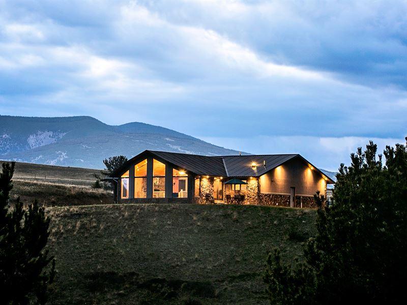 Pig Eye Basin Ranch : Lewistown : Judith Basin County : Montana